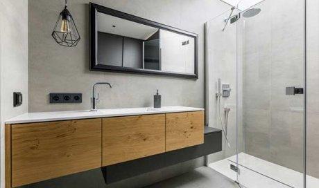 Rénovation de salle de bain avec douche et baignoire à Clermont-Ferrand et sa région
